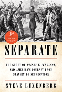 Separate: The Story of Plessy v. Ferguson, and American's Journey from Slavery to Segregation