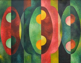 Public Opening - Understanding the Indescribable: Paintings by G. Caliman Coxe