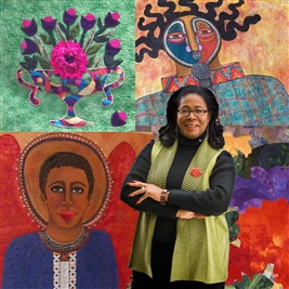 """African American Quilts: Examining the Narrative in Kentucky Quilts"""""""