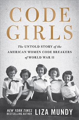 "The Gertrude Polk Brown Lecture Series, featuring ""Code Girls - The Untold Story of the American Women Code Breakers of WWII"""