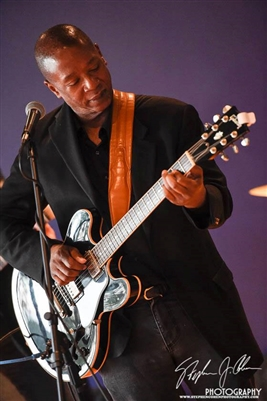 Blues Night with Tyrone Cotton
