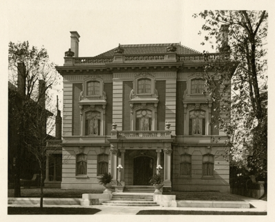 Filson Friday - The Man Behind the Mansion: The Untold History of the Ferguson Family