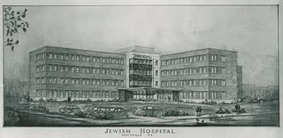 Panel Discussion - Breaking Down Barriers: The Importance of Jewish Hospital in Louisville's History