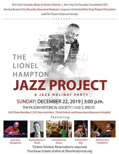 The Lionel Hampton Jazz Project presents