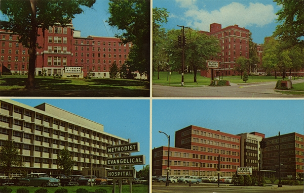 Filson Friday - A New Deal for Medicine: Expanding and Desegregating Louisville Hospitals after World War II