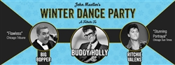 1/28/18 JOHN MUELLER WINTER DANCE PARTY