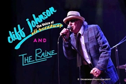2/2/18 CLIFF JOHNSON & THE RAINE