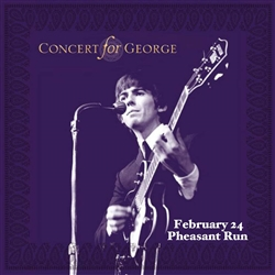2/24/18 CONCERT FOR GEORGE