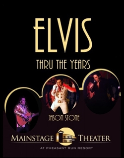 8/31/18 Elvis Thru The Years, A Tribute To Elvis Presley