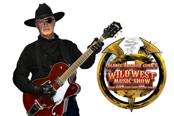 11/11/18 COLONEL OBADIAH GUNN'S WILD WEST SALUTE TO THE VETERANS SHOW