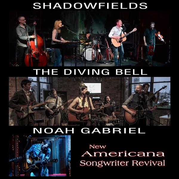 11/16/18 THE NEW AMERICANA SONGWRITER REVIVAL