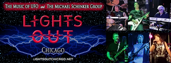 11/30/18 HEAVEN AND HELL(Chicago) with Lights Out Chicago