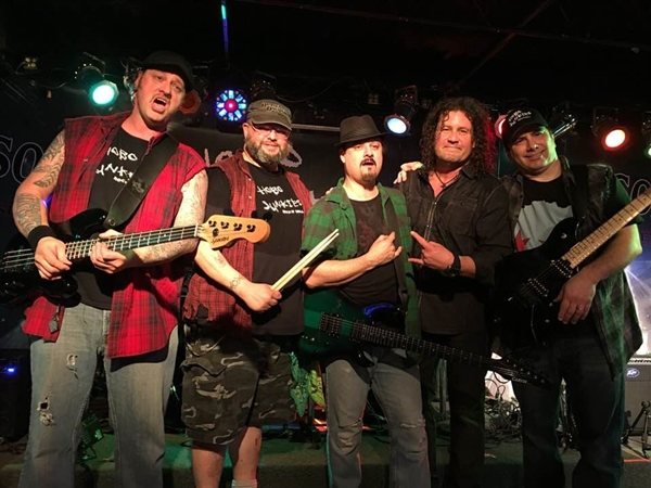 11/21/18 HOBO JUNKIES BAND