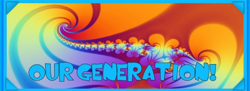 Our Generation 5/4/2018 8:00pm
