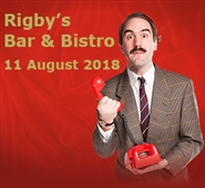 Faulty Towers at Rigby's Bar & Bistro, Perth; 11 Aug '18