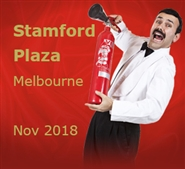 Faulty Towers at Stamford Plaza Melbourne; 30 Nov '18
