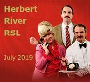 Faulty Towers at Herbert River RSL, Ingham; 11 Jul '19