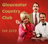 Faulty Towers at Gloucester Country Club, 18 Oct '19