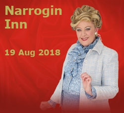 Faulty Towers at Ye Olde Narrogin Inne, Armadale; 19 Aug '18