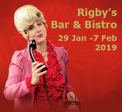 Faulty Towers at Rigby's Bar & Bistro, Perth 29 Jan - 7 Feb 2019