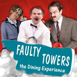 Faulty Towers at Adelaide Fringe Festival - 15th February - 3rd March 2019