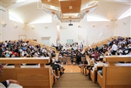 5780 High Holy Days - Kehillat Israel Services (Sanctuary)