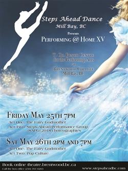 Performing at Home XV