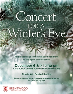 Concert for a Winter's Eve 2019